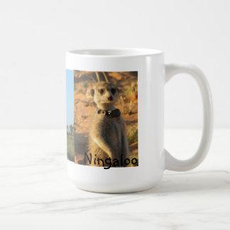 Ningaloo Meerkat Mug