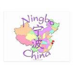 Ningbo China Postal