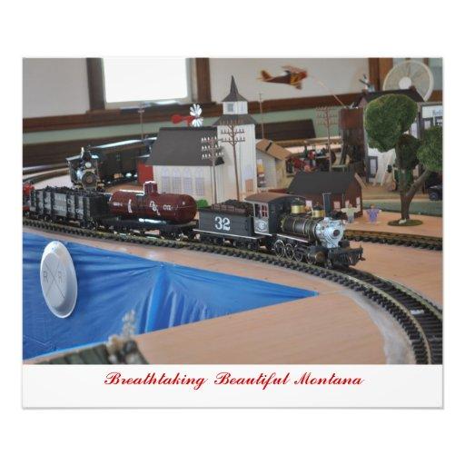 Ningún # 1023 - ningún - trenes 32, descubriendo M Fotografías