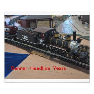 Ningún # 1024 - ningún - 32 trenes, noticias de tí impresiones fotográficas