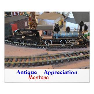 Ningún # 1053 - trenes rápidos, aprecio antiguo fotos