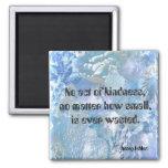 Ningún acto de la amabilidad