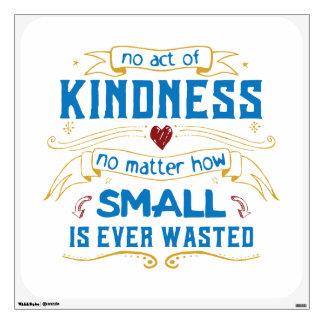Ningún acto de la amabilidad vinilo