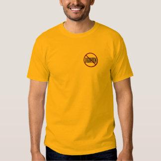 NINGÚN amor de la paz de los ABEJONES que usted Camisas
