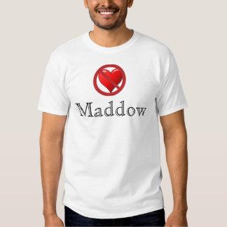 Ningún amor para la camisa de Raquel Maddow