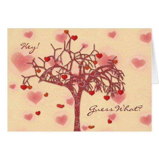 ¡Ningún amor para usted! Tarjeta De Felicitación