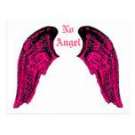 ningún ángel postal