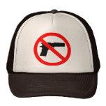Ningún arma anti de los armas gorro de camionero