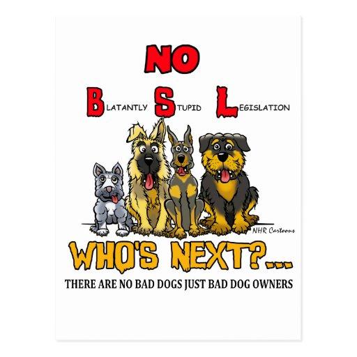 Ningún B.S.L ninguna legislación del específico de Postal