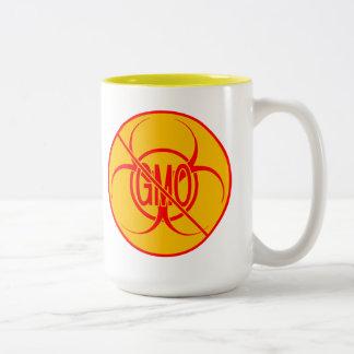 Ningún Biohazard de la taza de café de GMO que