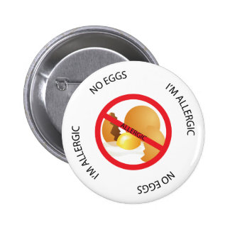 Ningún botón de la alarma de la alergia de los hue