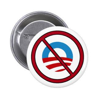 Ningún botón de Obama