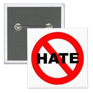 NINGÚN botón del odio Pins