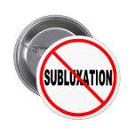 Ningún botón del Subluxation Pins