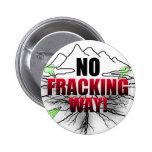 ningún botón fracking pins