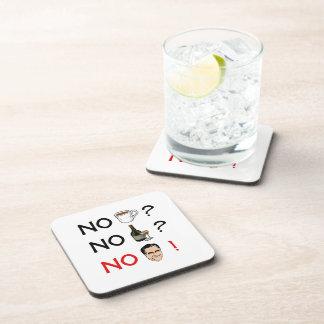 Ningún café ningún alcohol ningún Romney.png Posavasos