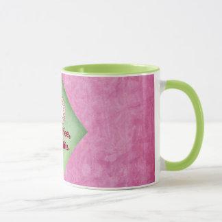 Ningún café ninguna película hablada en rosa y taza