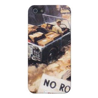 Ningún camino iPhone 5 carcasas