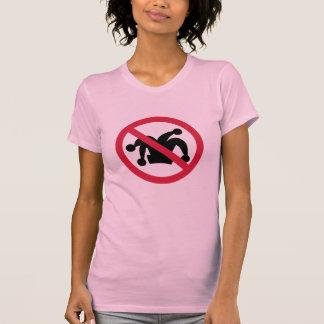 Ningún carnaval engaña el casquillo camiseta