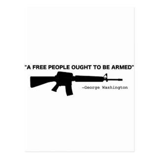 Ningún control de armas postal