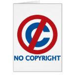 Ningún Copyright Felicitacion