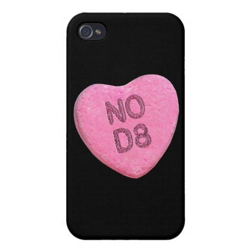 NINGÚN D8 CARAMELO - .PNG iPhone 4/4S FUNDA