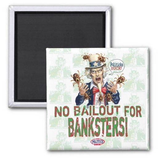 Ningún desalojo urgente para Banksters Imán Cuadrado
