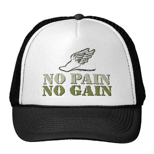 Ningún dolor ningún aumento - corriendo gorros