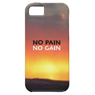 Ningún dolor ningún aumento funda para iPhone SE/5/5s