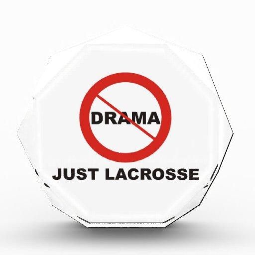 Ningún drama apenas LaCrosse