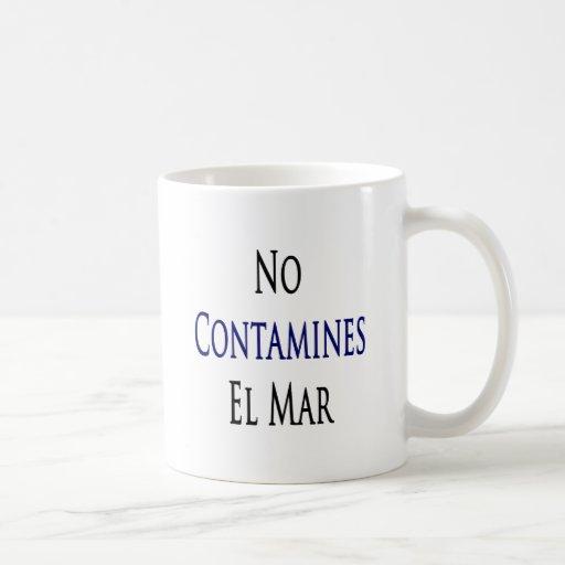 Ningún EL marcha de Contamines Tazas