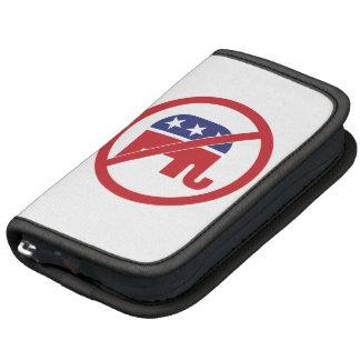 Ningún elefante del republicano de la política organizador