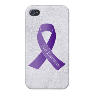 Ningún emocional verbal del abuso nacional del iPhone 4/4S fundas