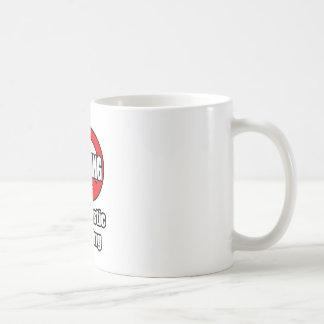 Ningún gimoteo en el oficio de enfermera holístico tazas de café