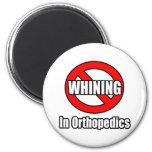 Ningún gimoteo en Orthopedics Iman De Frigorífico