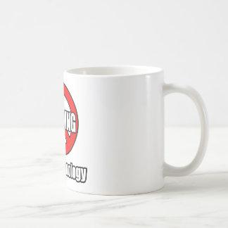 Ningún gimoteo en Pulmonology Tazas De Café