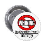 Ningún gimoteo en terapia profesional pins