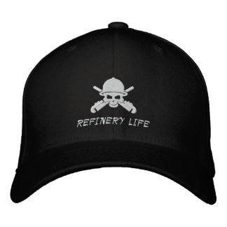Ningún gimoteo - vida de la refinería gorras bordadas