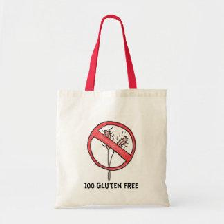 ¡Ningún gluten/trigo libera! Bolsa Tela Barata