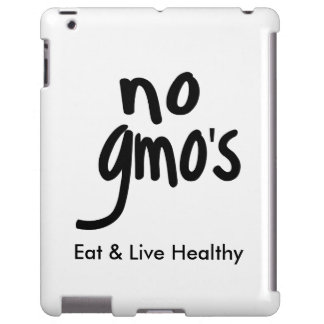 """""""Ningún GMO come la promoción negra blanca sana"""