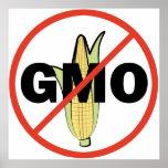 Ningún GMO Impresiones