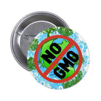 NINGÚN GMO PINS