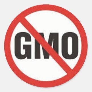 Ningún GMO Symbol jpg Pegatina