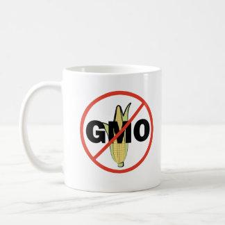 Ningún GMO Taza Clásica