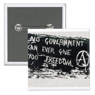 ningún gobierno puede nunca darle el botón de la l pin