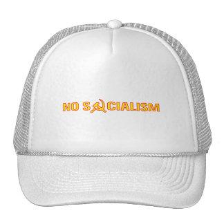 Ningún gorra anti de Obama del socialismo