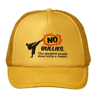 Ningún gorra de los matones