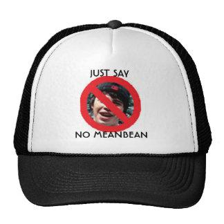 Ningún gorra de Meanbean