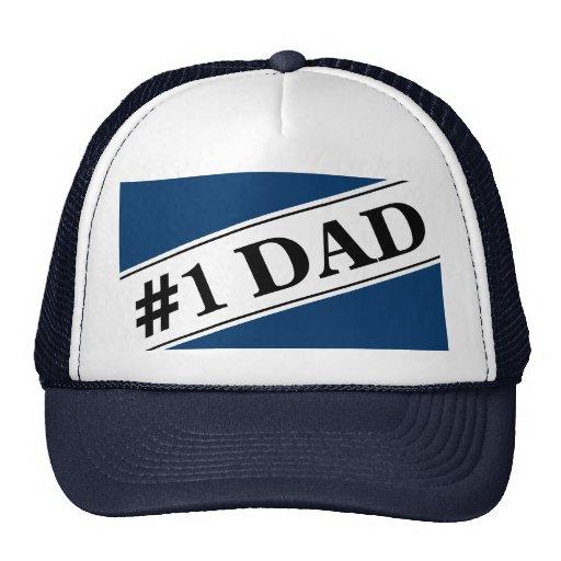 Ningún gorra del camionero de 1 papá