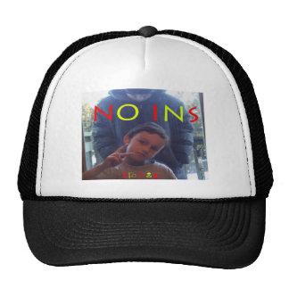 Ningún gorra del Ins